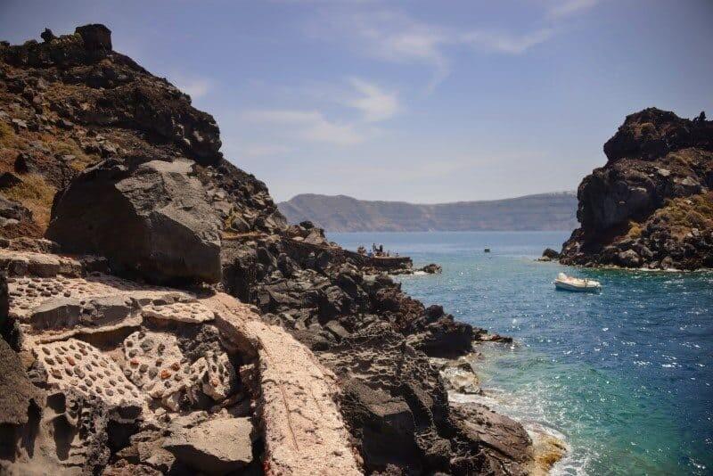 Ammoudi Secret Santorini Beach 11