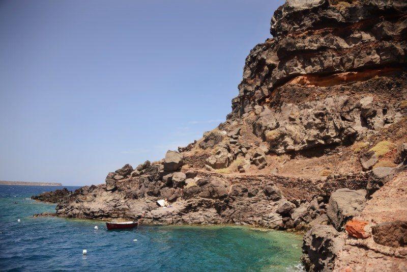 Ammoudi Secret Santorini Beach 12