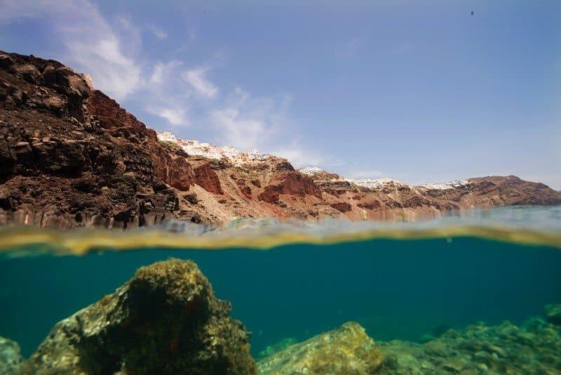 Ammoudi Secret Santorini Beach 14