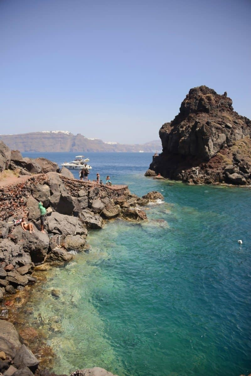 The Secret Santorini Beach You Need To Visit The Wandering