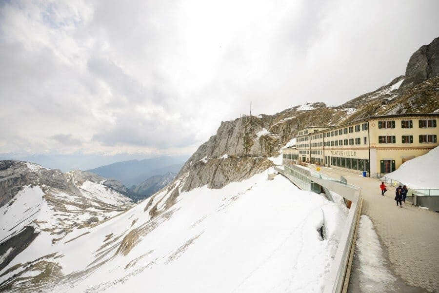 Mount Pilatus Hotel Review 10