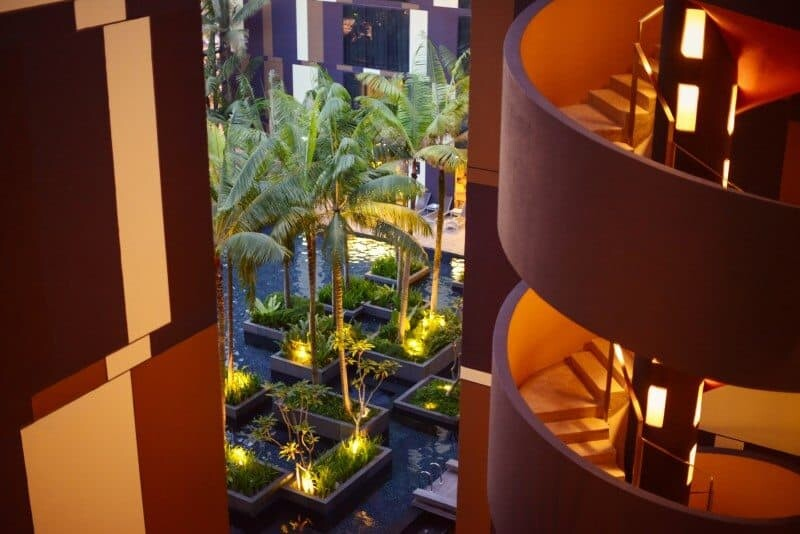 Crowne Plaza Changi Airport Singapore 08