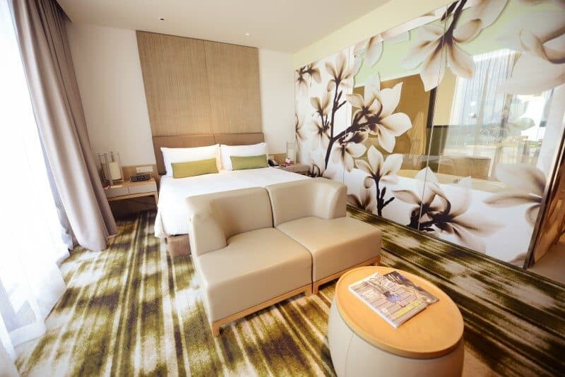 Crowne Plaza Changi Airport Singapore 26