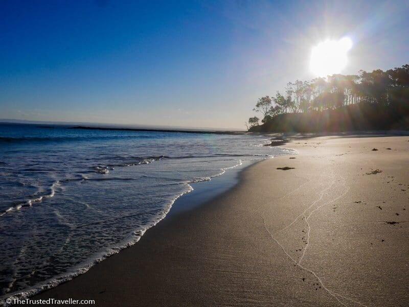 Cabbage Tree Beach, Australia