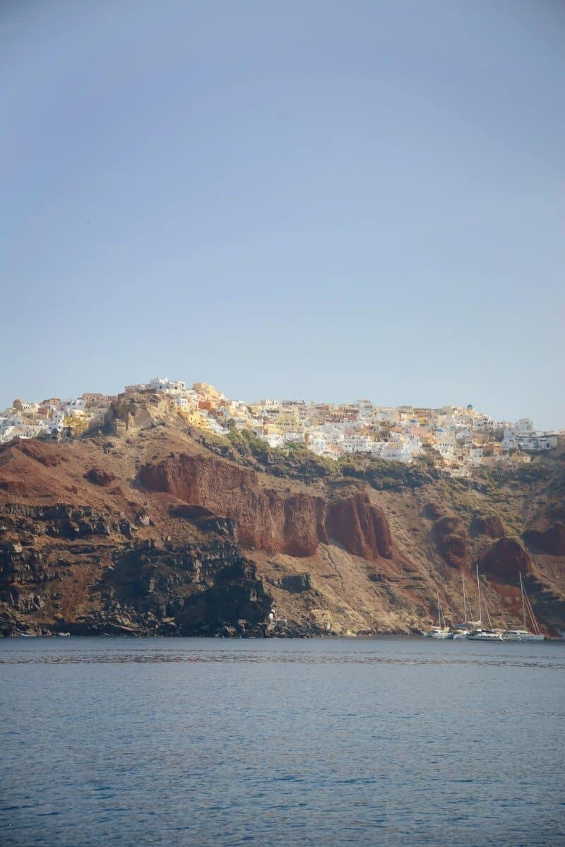 Santorini Sailing Day Trip by The Wandering Lens 06
