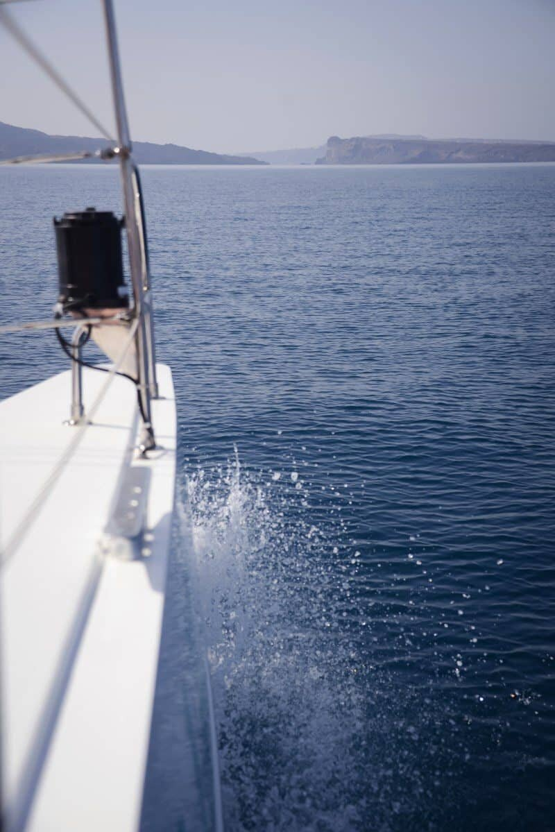 Santorini Sailing Day Trip by The Wandering Lens 09