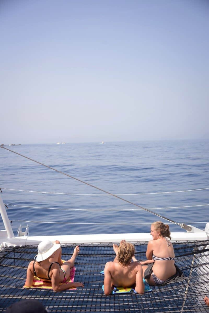 Santorini Sailing Day Trip by The Wandering Lens 18