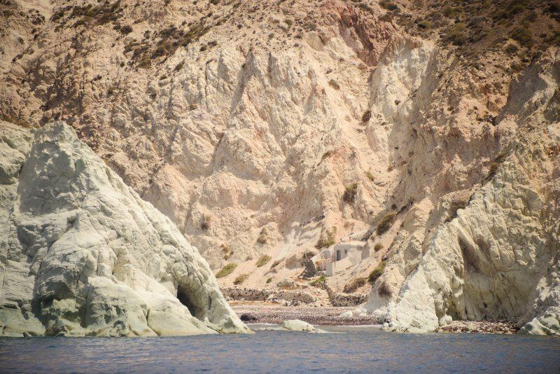 Santorini Sailing Day Trip by The Wandering Lens 19