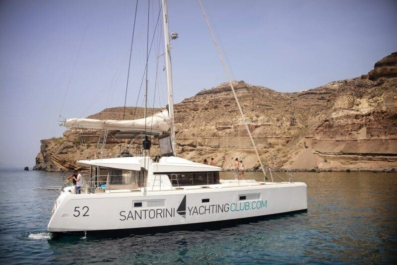 Santorini Sailing Day Trip by The Wandering Lens 22