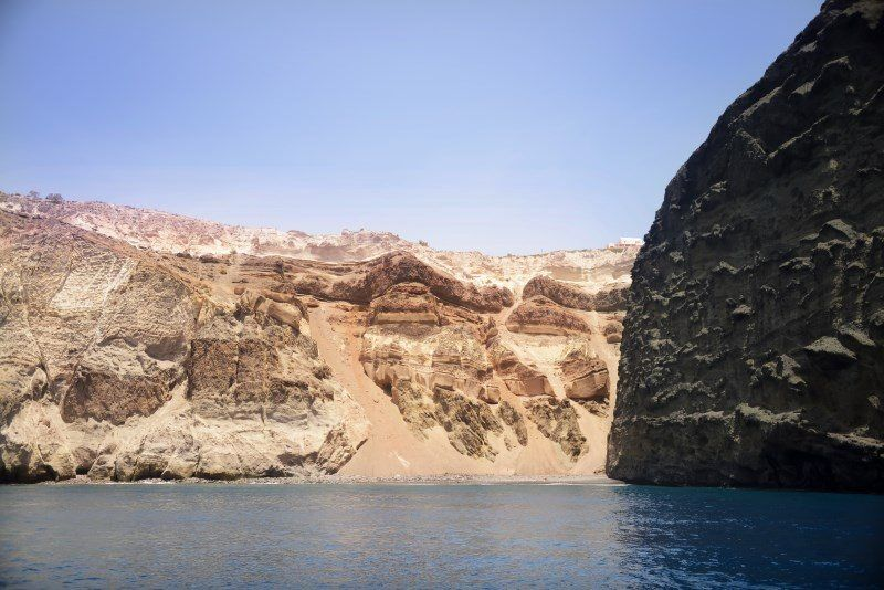 Santorini Sailing Day Trip by The Wandering Lens 27