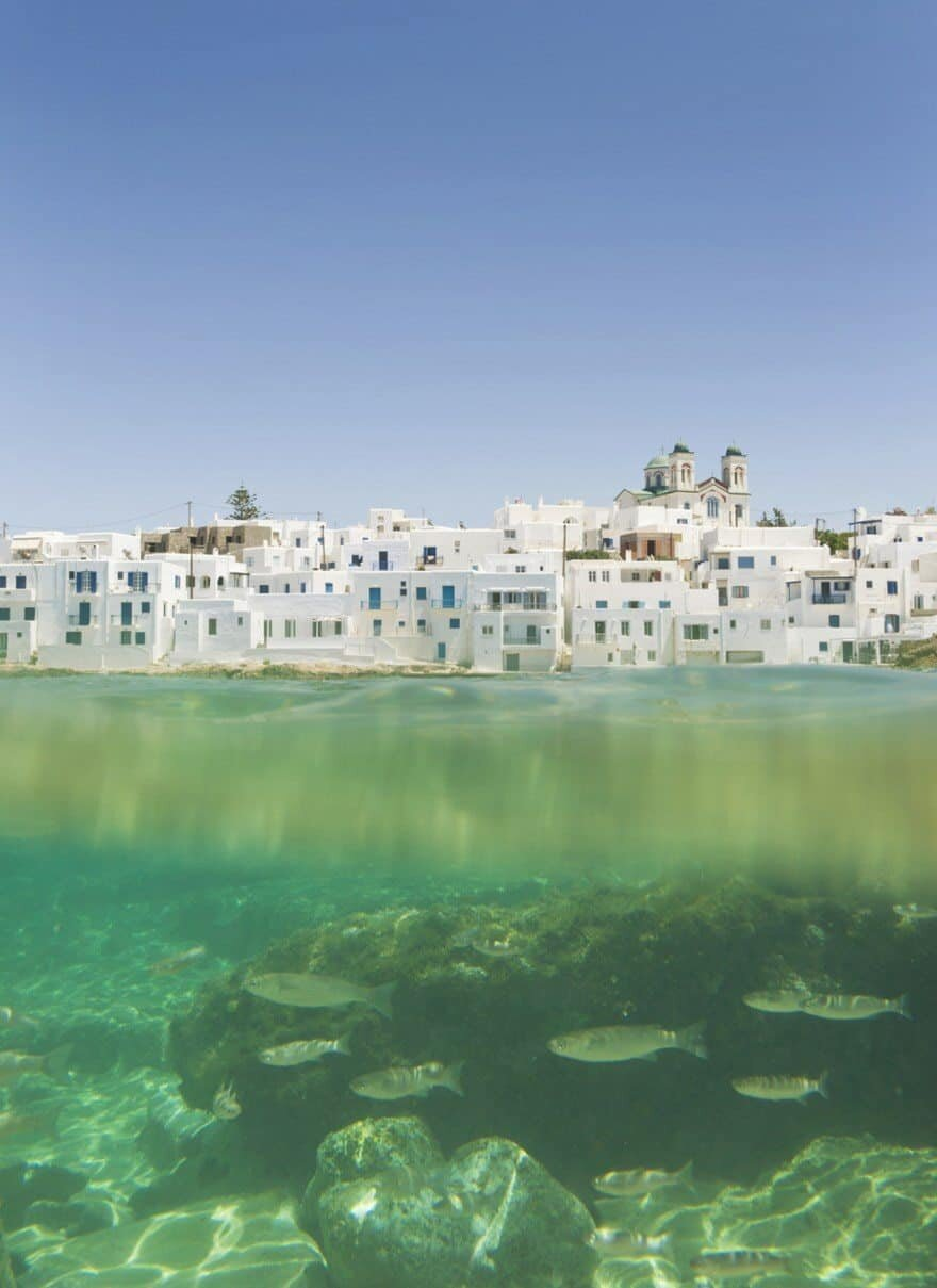 Naoussa Harbour, Paros Island by The Wandering Lens - Greece - Greek Islands