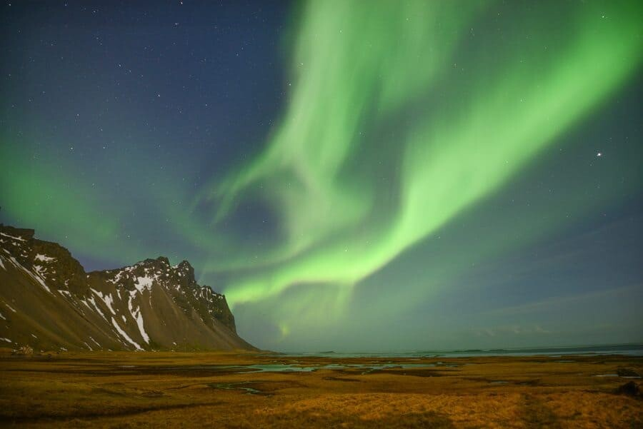 Where to Photograph the Northern Lights in Iceland