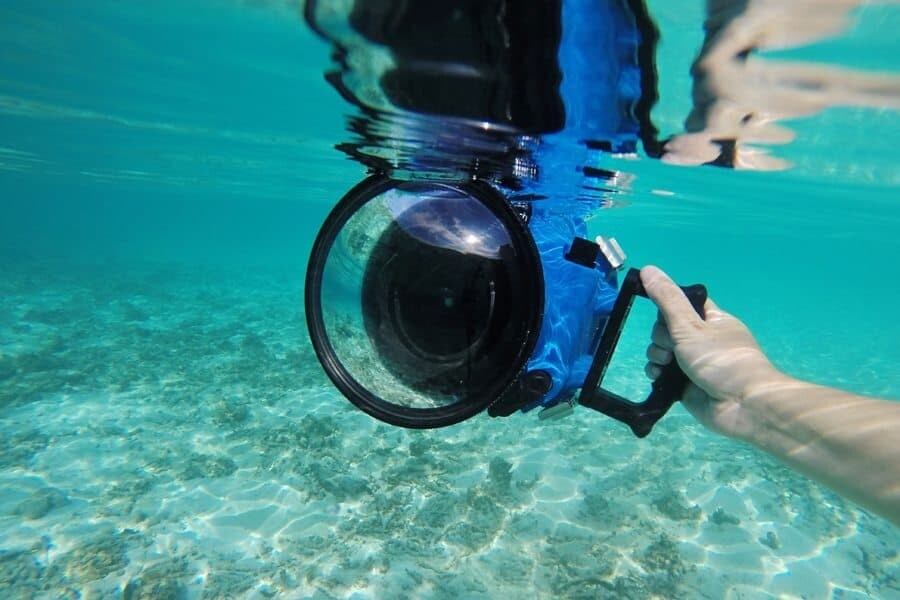 Camera Care: What To Do When Your Camera Gets Wet - The