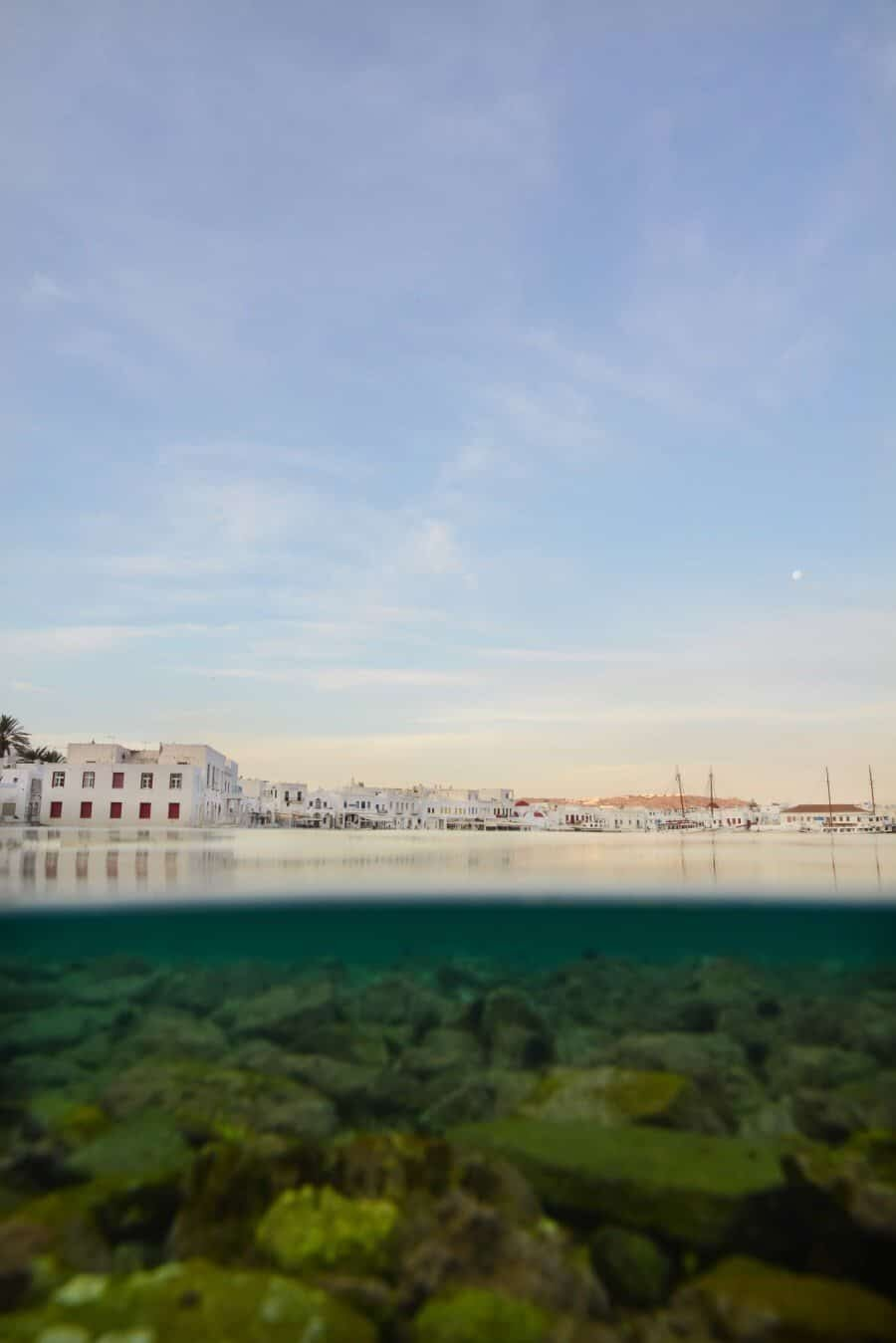 Old Port, Mykonos, Greece