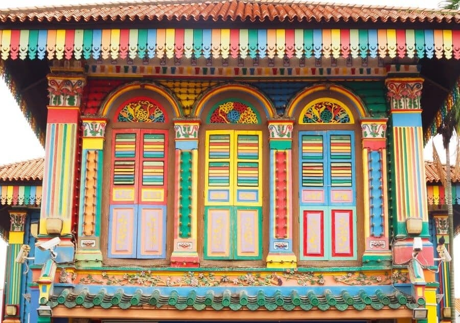 Singapore Photography Locations - Little India by The Wandering Lens photographer Lisa Michele Burns