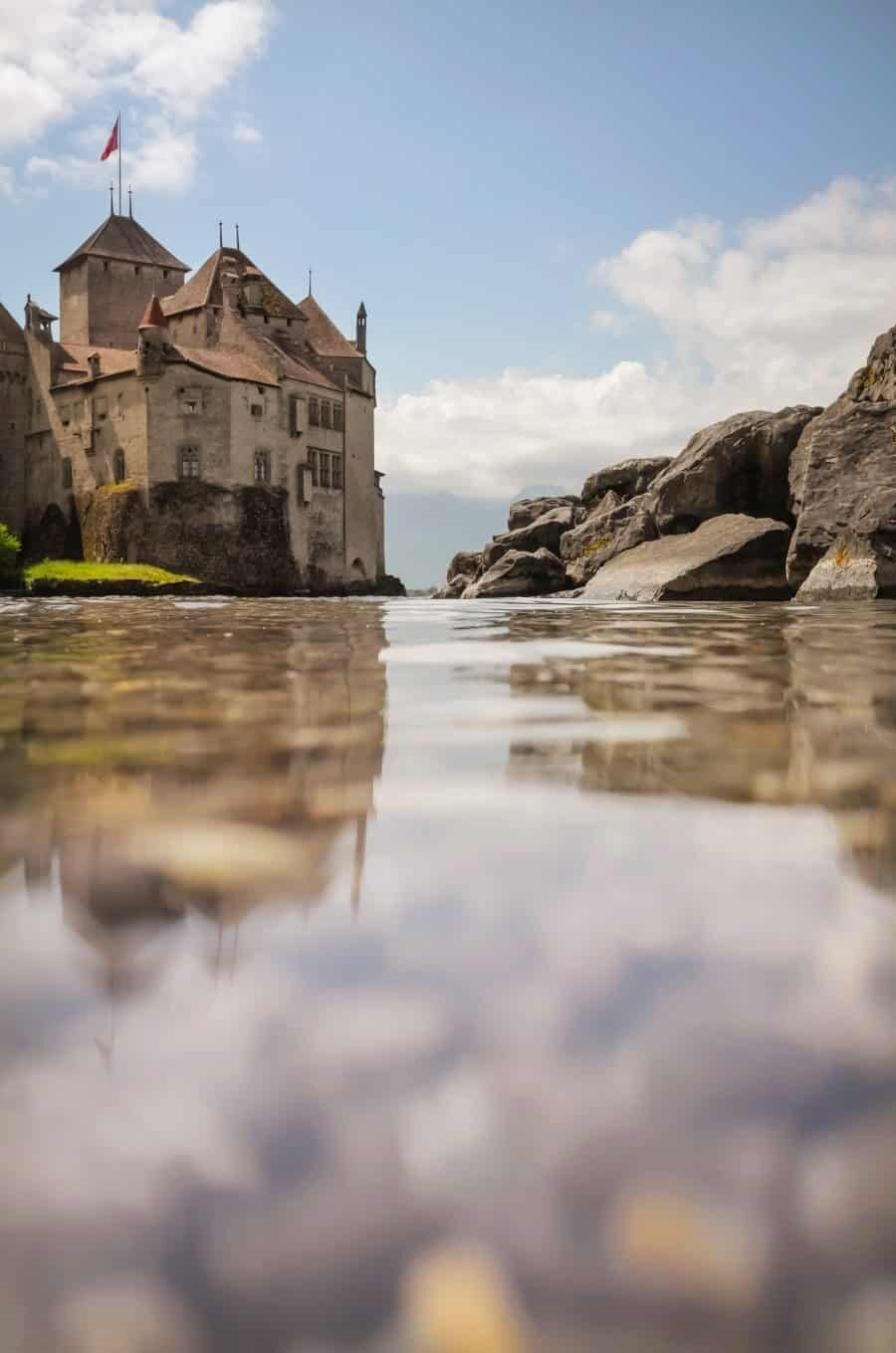 Chateau de Chillon, Switzerland Travel by The Wandering Lens 01