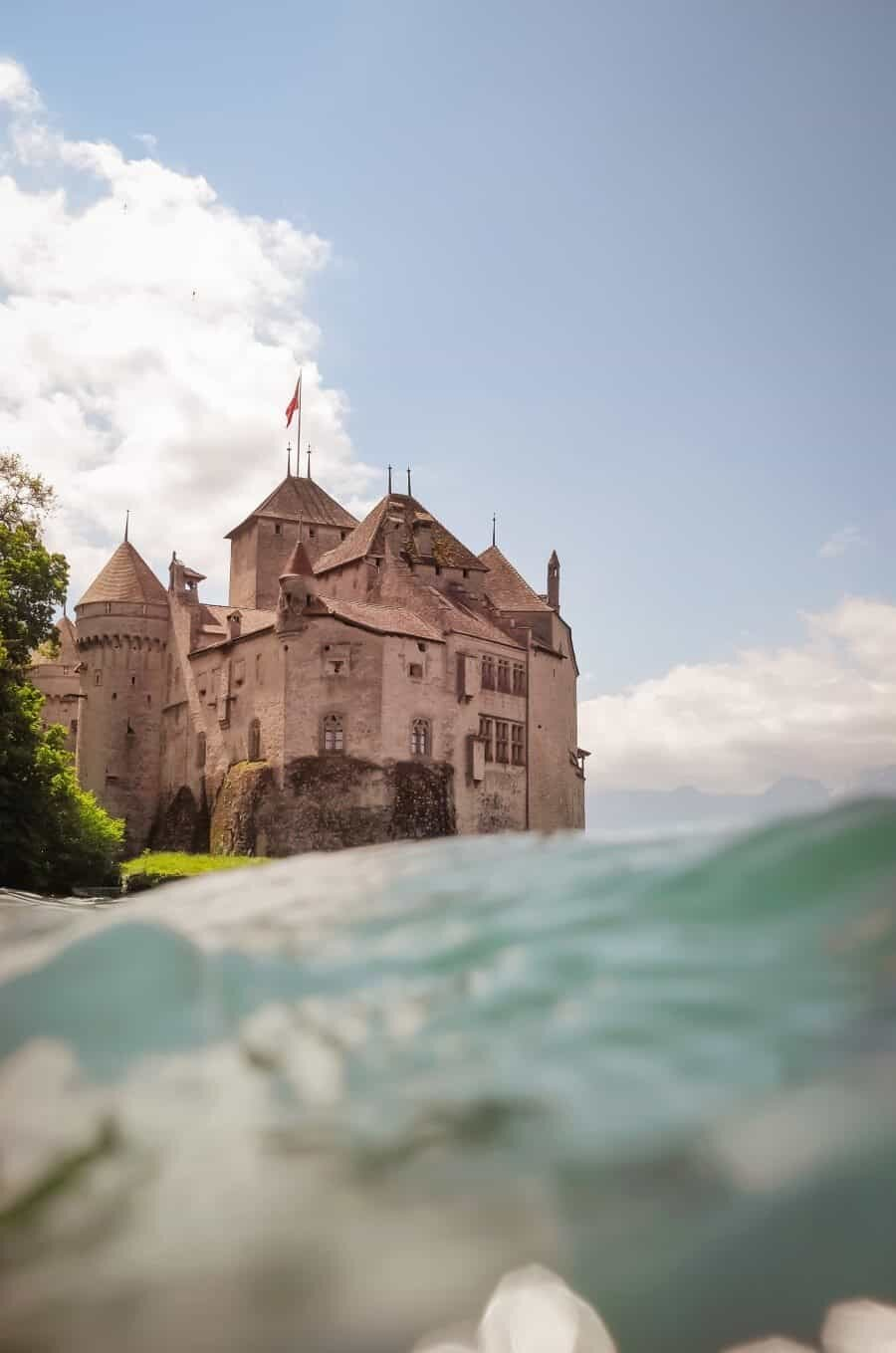 Chateau de Chillon, Switzerland Travel by The Wandering Lens 03