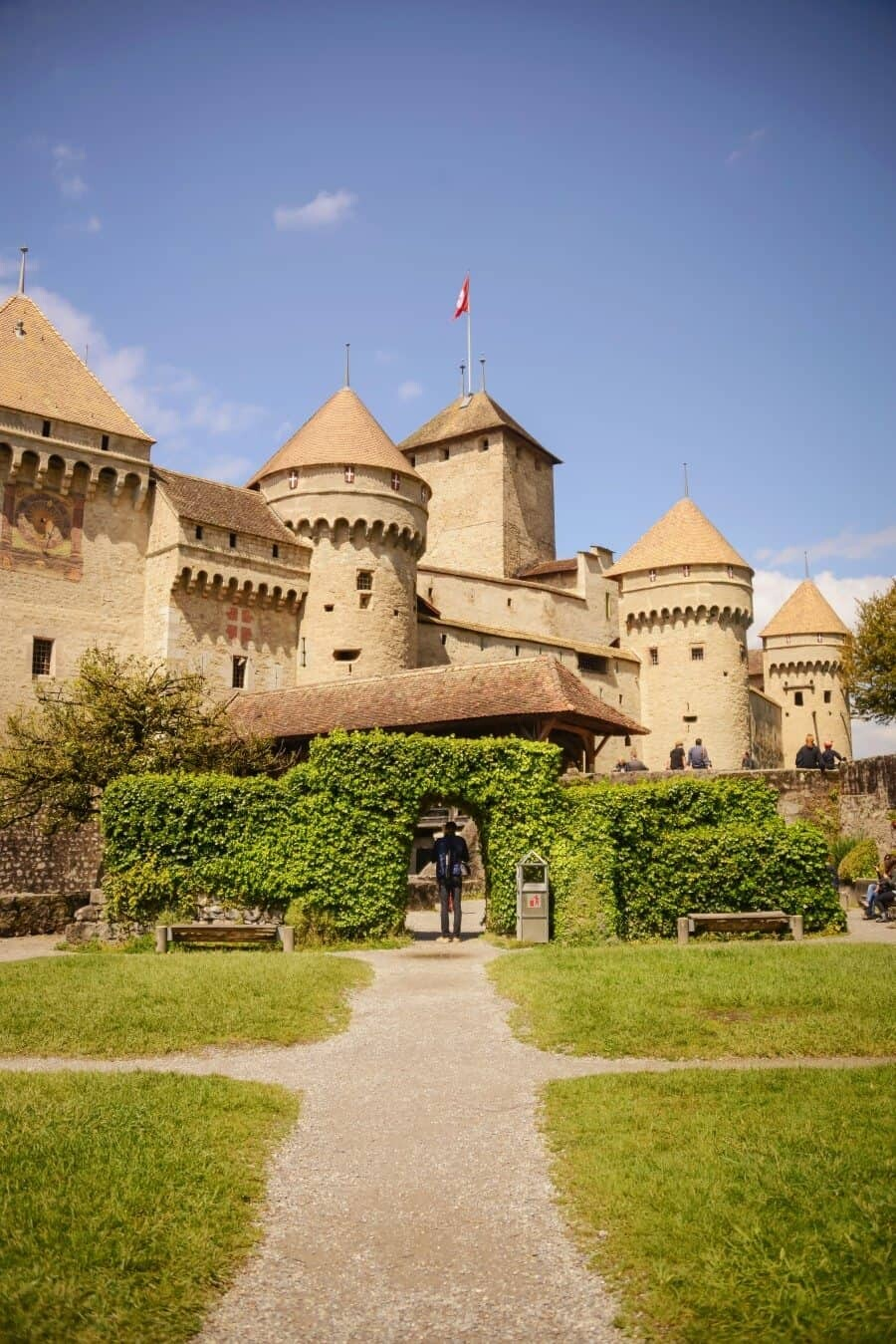 Chateau de Chillon, Switzerland Travel by The Wandering Lens 11
