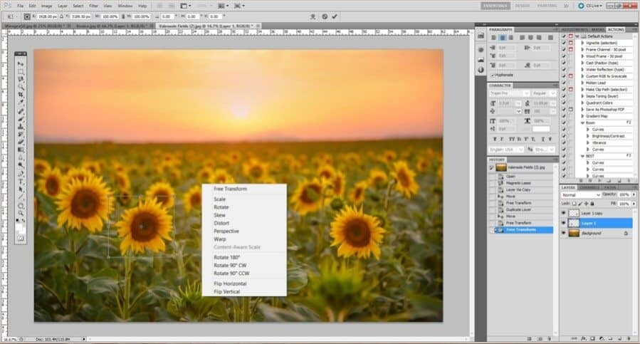 Photoshop Tricks for Editing your photos in Photoshop
