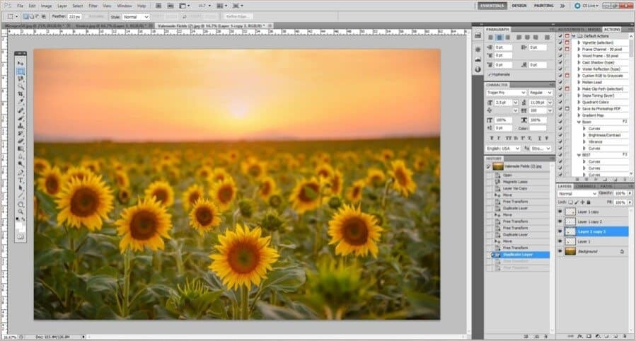 Photoshop tricks for Editing photos in photoshop