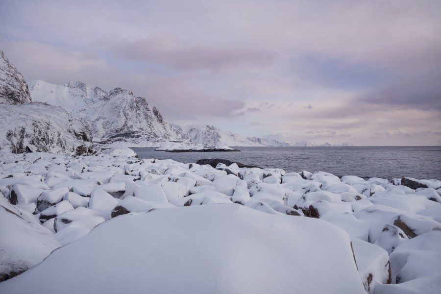 Lofoten Islands photography location guide