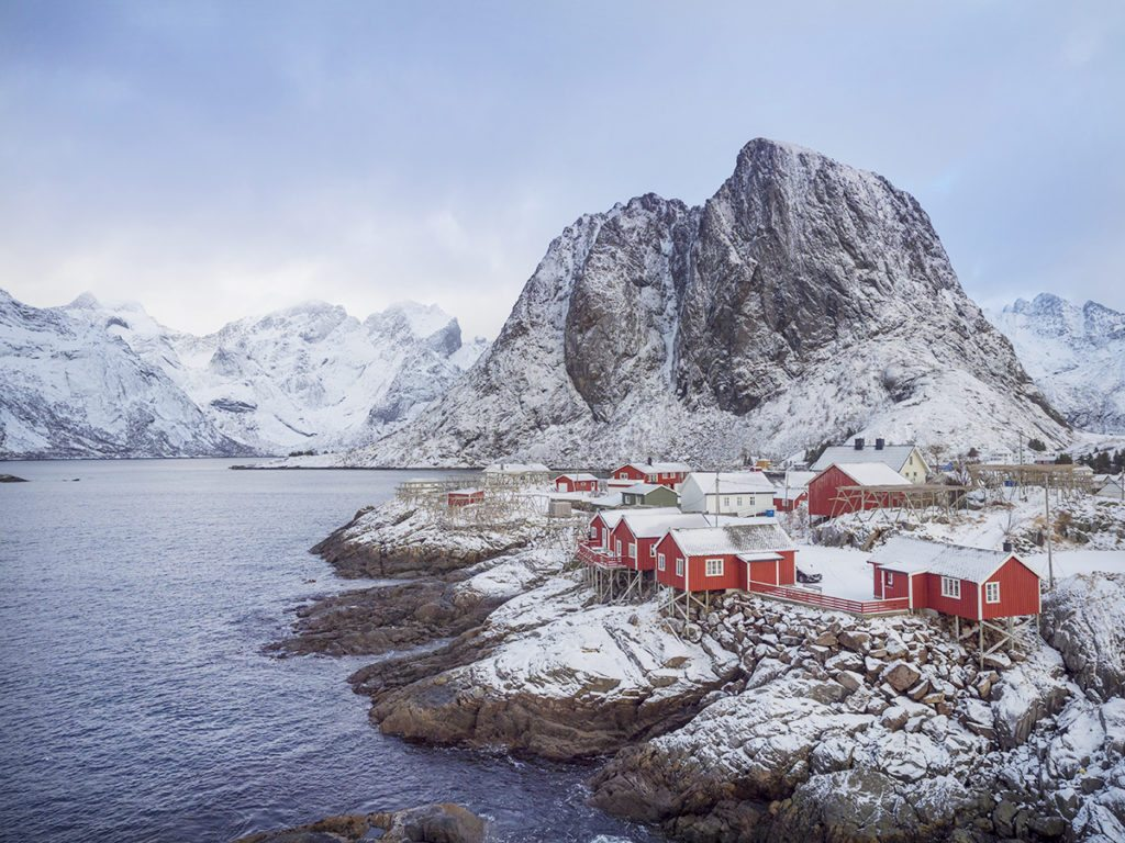 Lofoten Islands photography location guide
