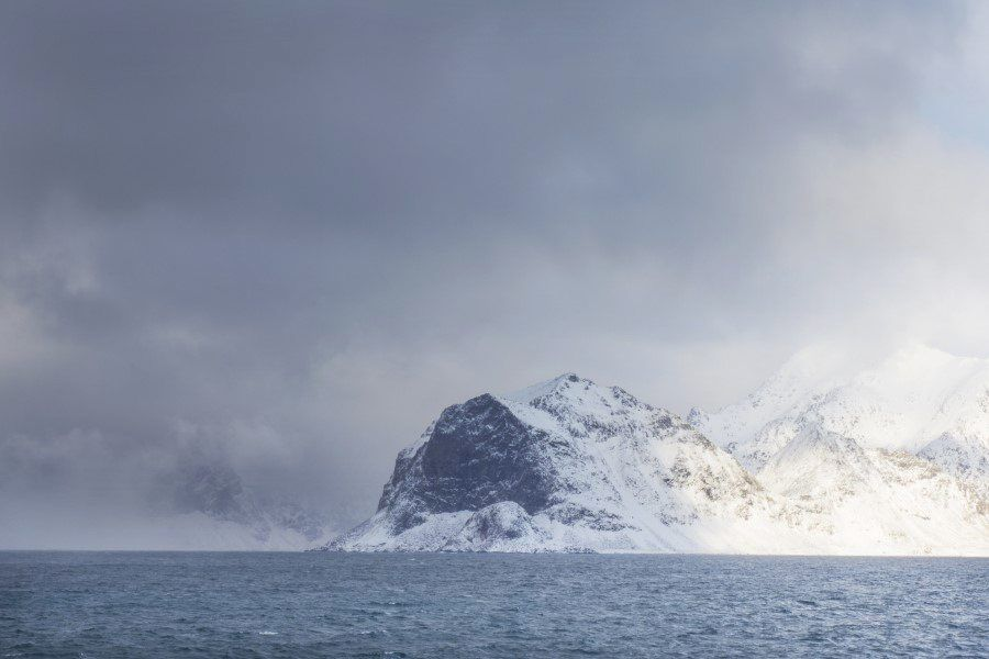 Landscapes Of The Lofoten Islands Norway The Wandering