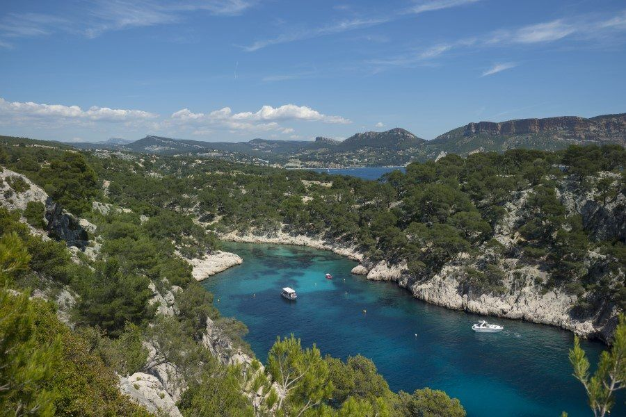 Calanque de Port Pin Cassis
