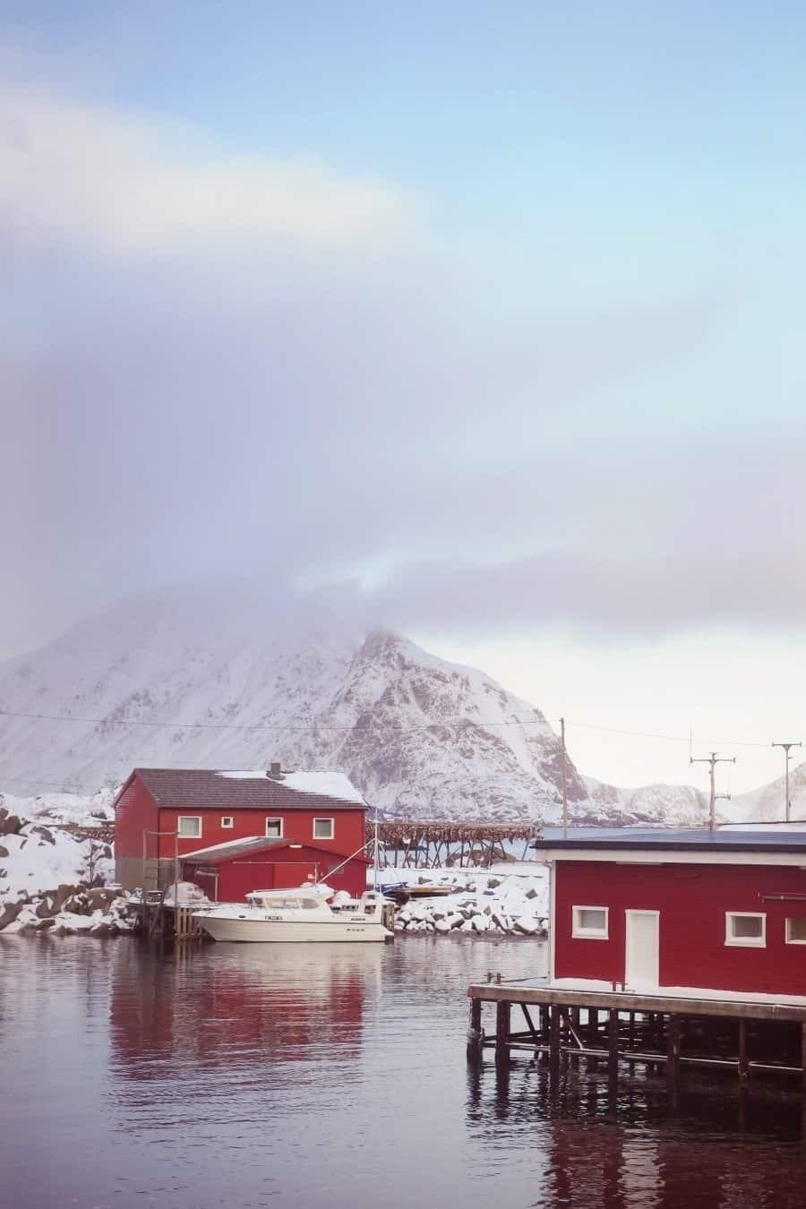 Hattvika Lodge Lofoten Islands Norway