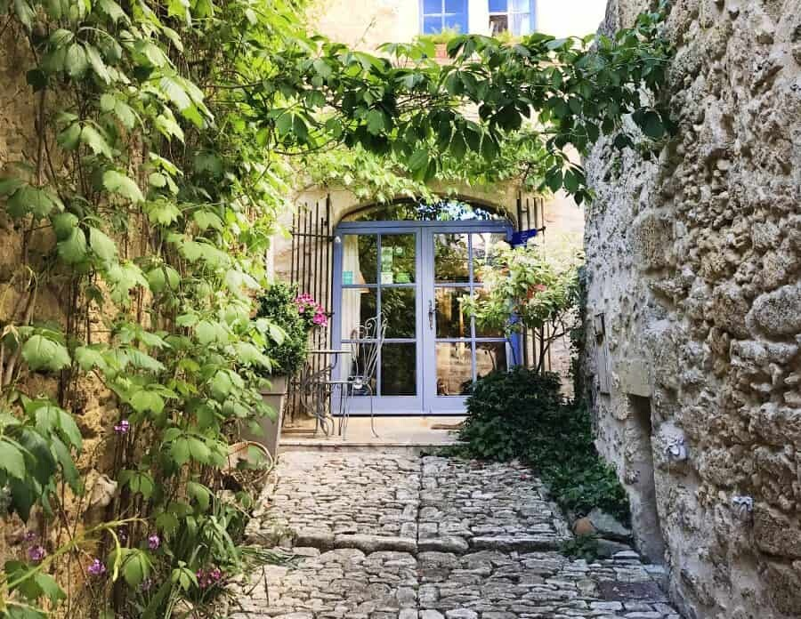 Ansouis Beautiful Villages of Provence, France