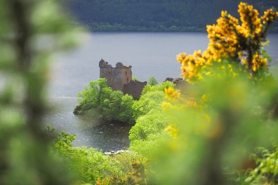 Loch Ness Photography Locations by The Wandering Lens Travel Photography