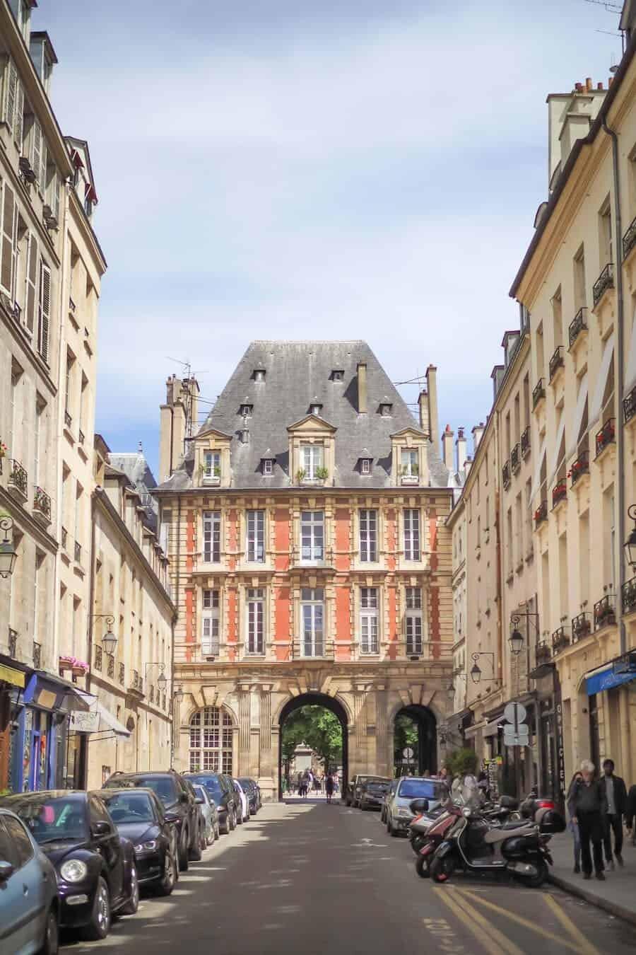 Paris Photography Locations