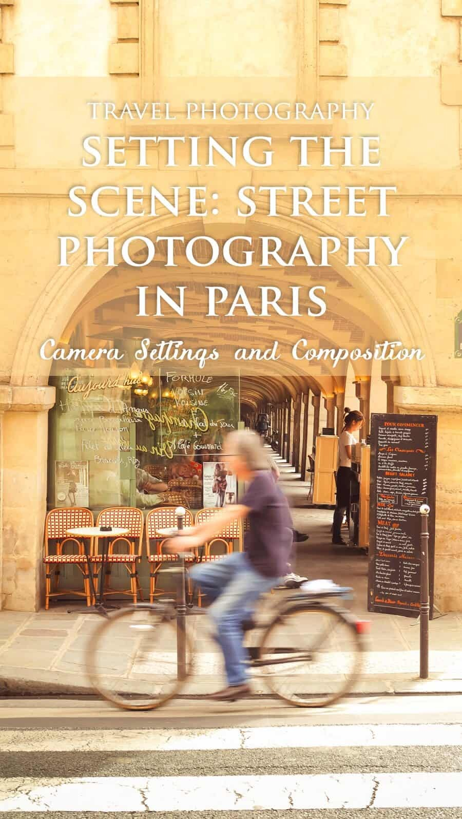 Paris Photography Locations in Le Marais with a 50mm lens