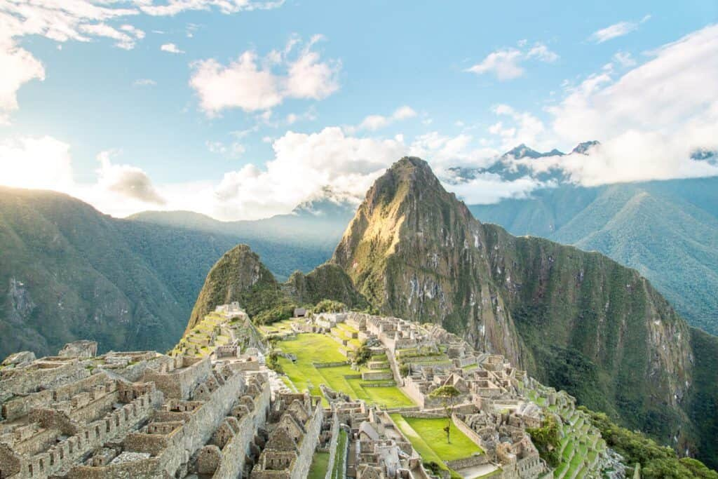Machu Picchu Photography Locations