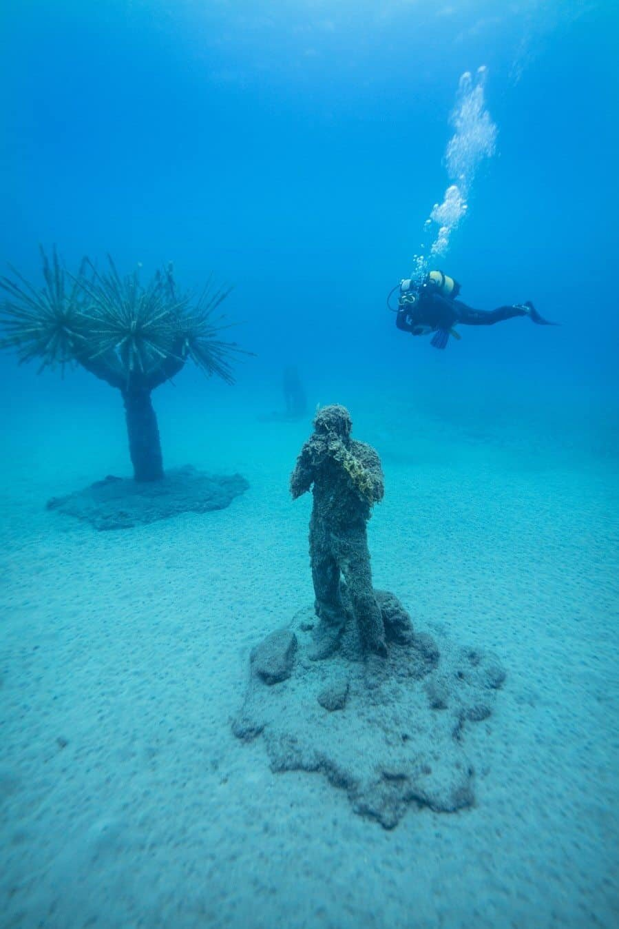 Museo Atlantico Underwater Museum in Europe
