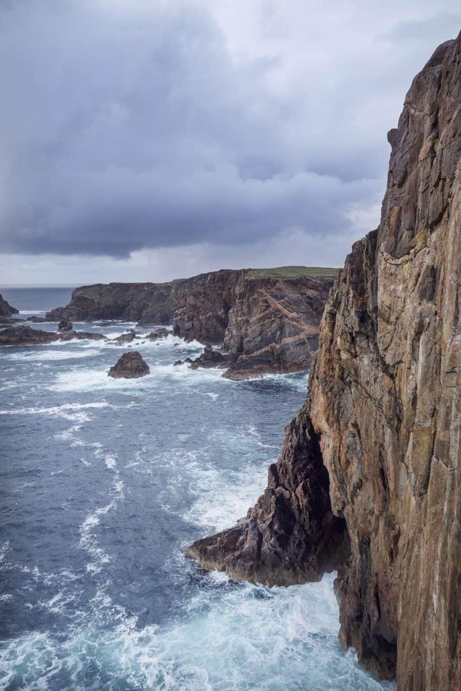 Mangersta Bothy, Uig Isle of Lewis Scotland