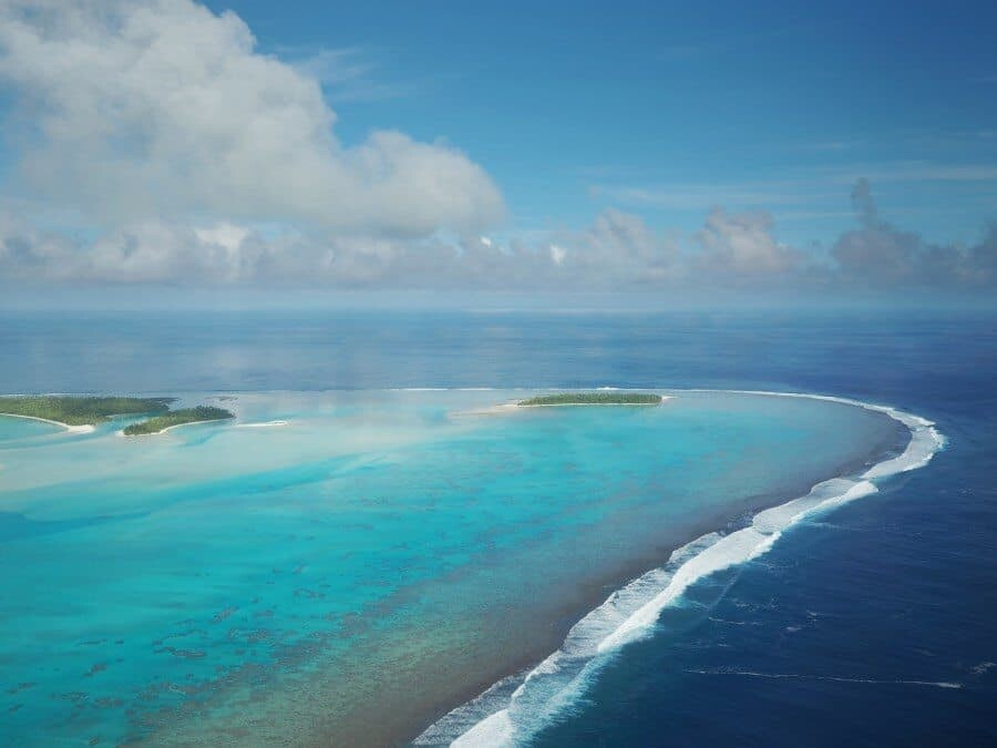 Photographing in the Cook Islands with Olympus