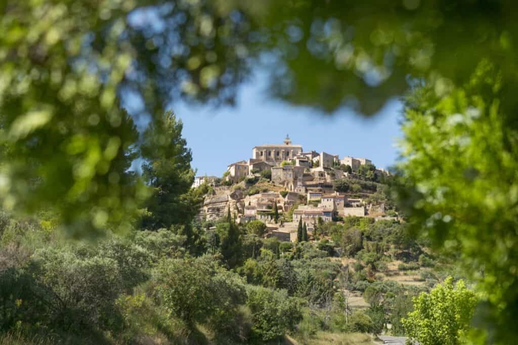 Places to photograph and villas to rent in Provence, France