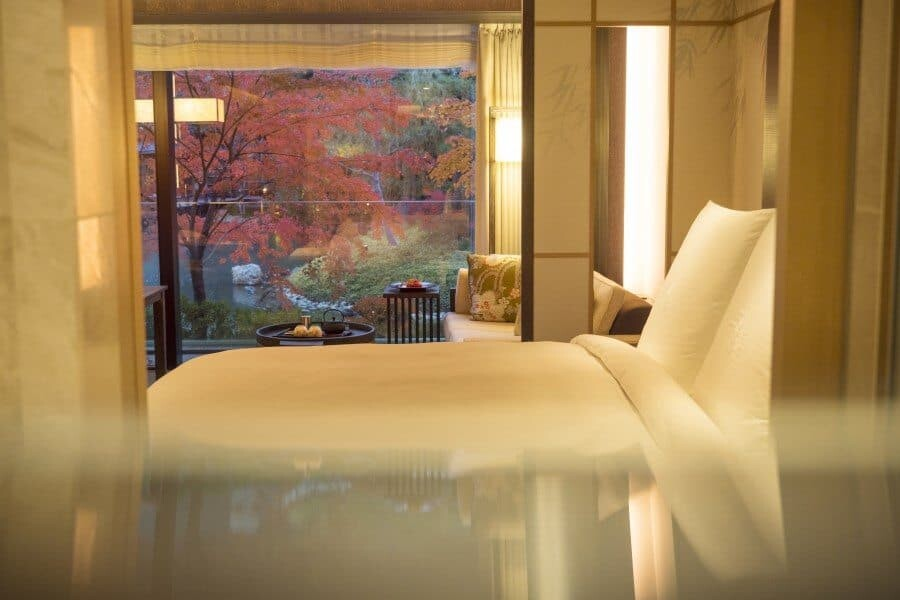 Four Seasons Kyoto, Japan Visual Hotel Review