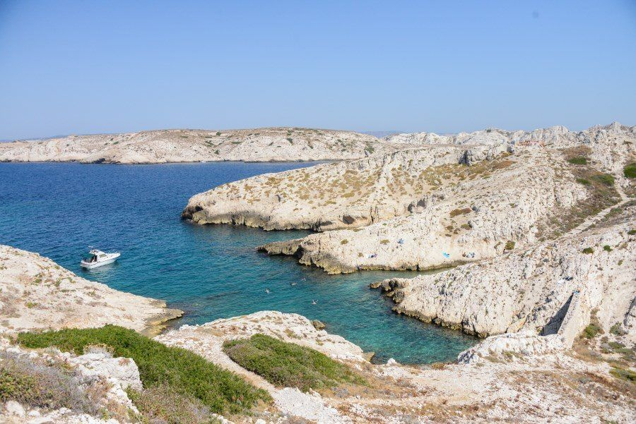 Iles du Frioul, Marseille - Places to Photograph in Provence, France