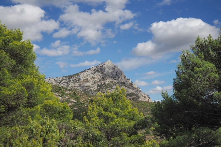 Sainte-Victoire Places to Photograph in Provence, France