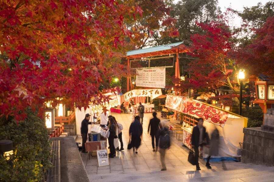 Yasaka Shrine, Kyoto photography locations in Japan by The Wandering Lens