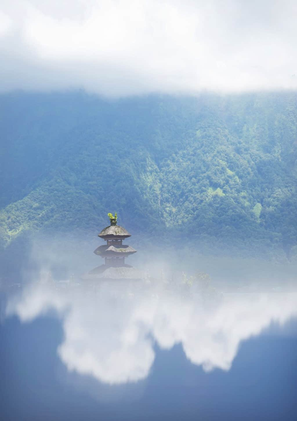 Creative Reflections by Lisa Michele Burns of The Wandering Lens, Bali, Indonesia