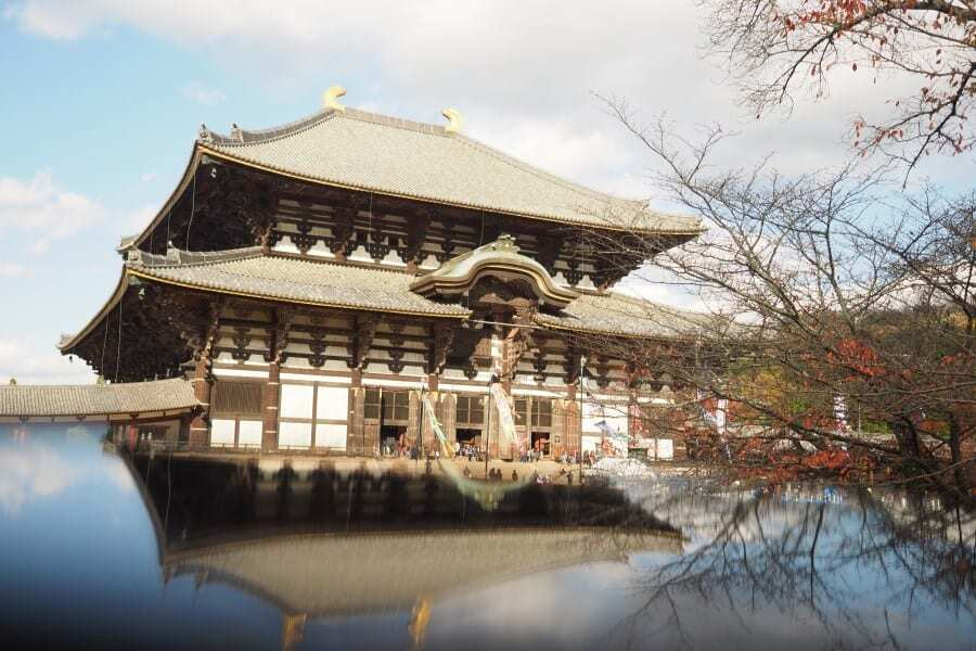 Todaji Temple Nara, Kyoto photography locations in Japan by The Wandering Lens