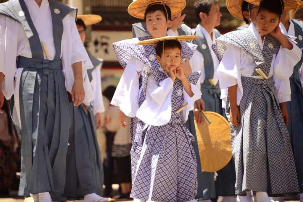 Gion Matsuri Festival, Kyoto Japan
