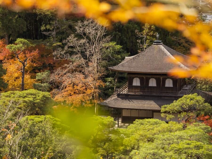 Ginkakuji Temple, Kyoto photography locations in Japan by The Wandering Lens