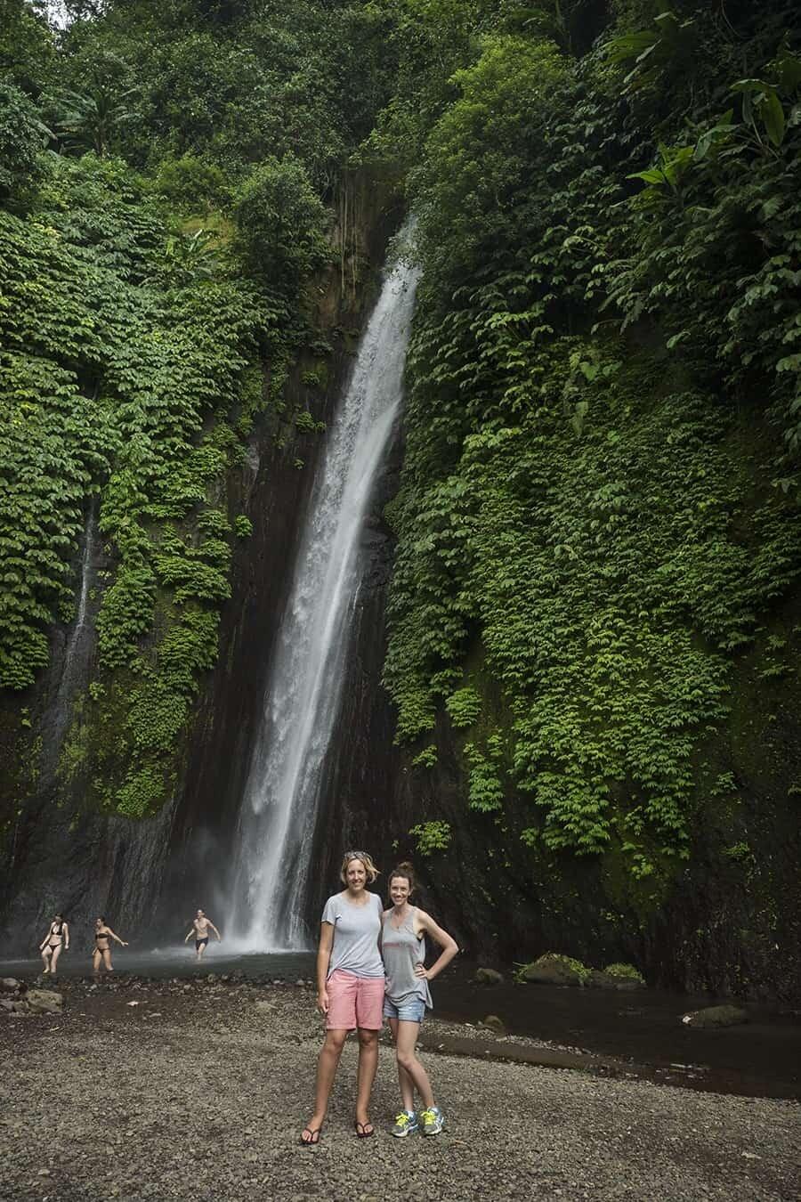 Munduk Waterfall, Bali, Indonesia