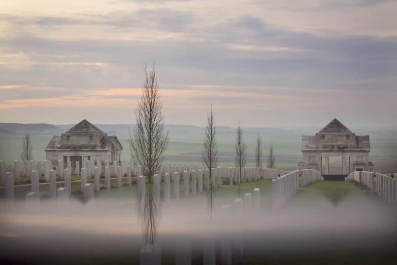 Australian National Memorial and Sir John Monash Centre - Villers-Bretonneux, France