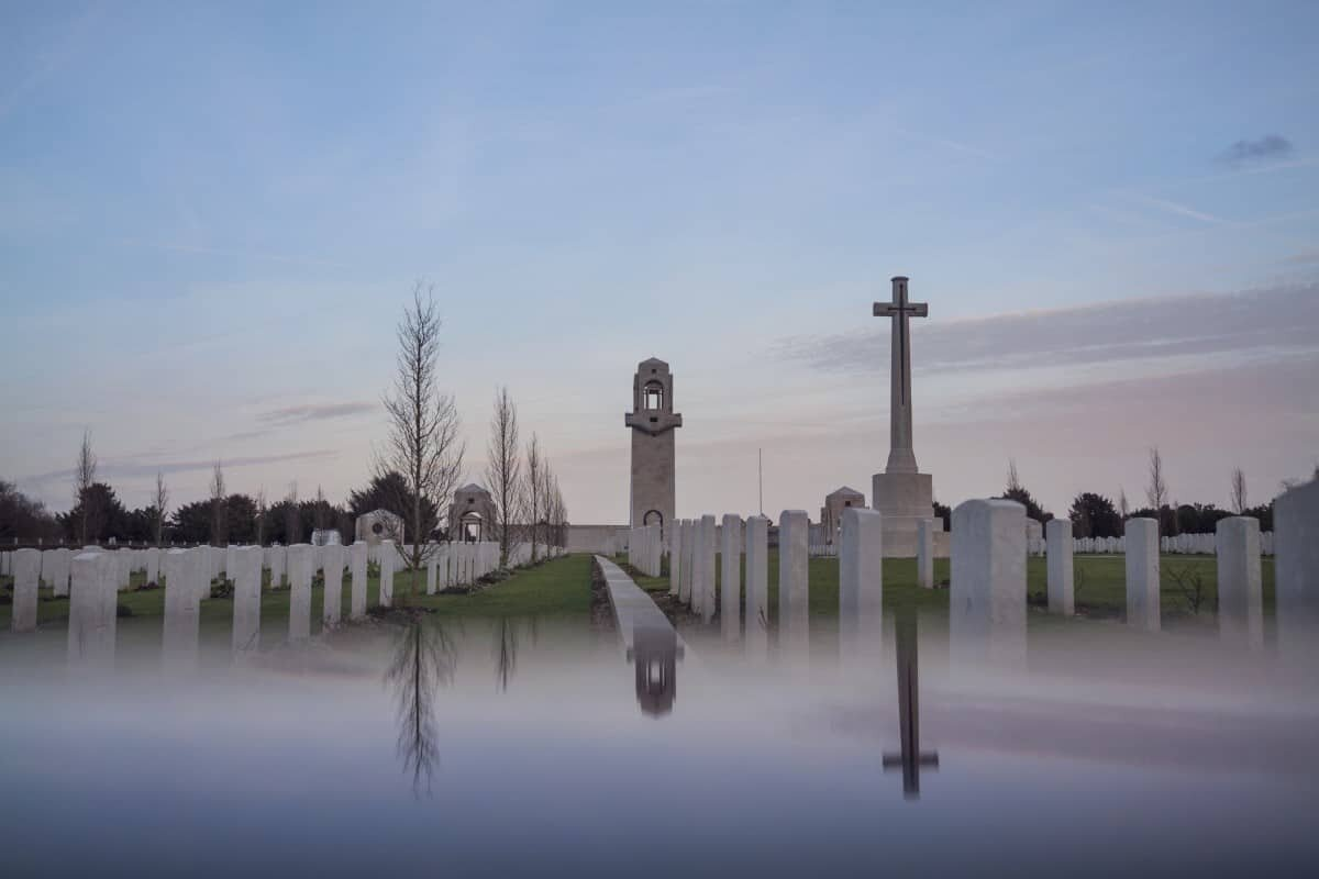 Australian National Memorial and Sir John Monash Centre - Villers-Bretonneux, France