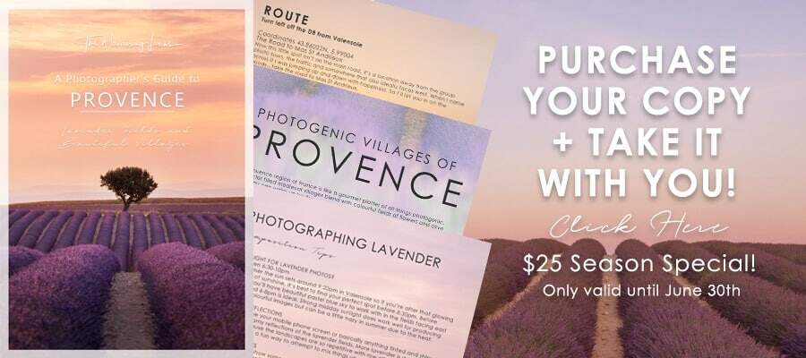 Provence Lavender Fields eBook